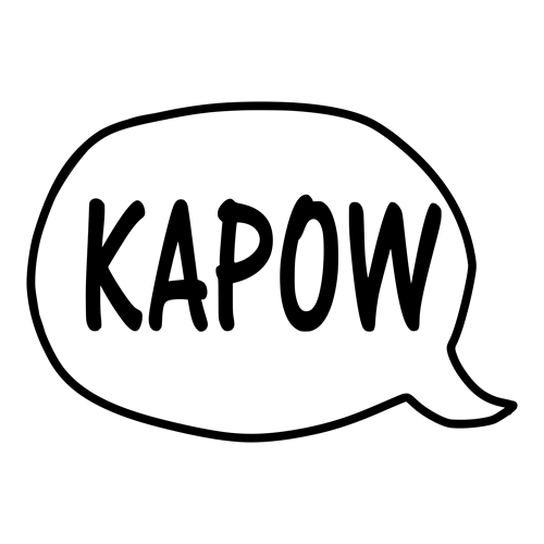 Wall Goodie - Kapow